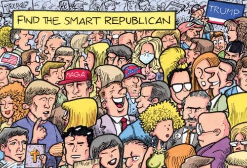 Find the Smart Republican