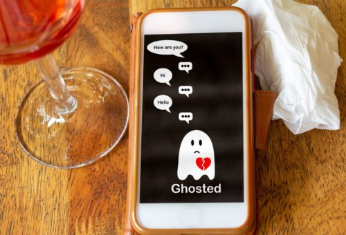 Getting Past Ghosting
