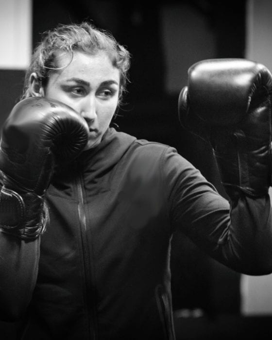 Sabina Mazo: UFC's Colombian Queen Kicks Royal Ass