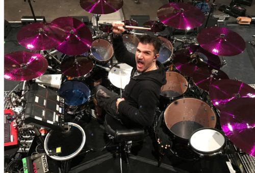 Anthrax Drummer Charlie Benante's 'Silver Linings' Playbook
