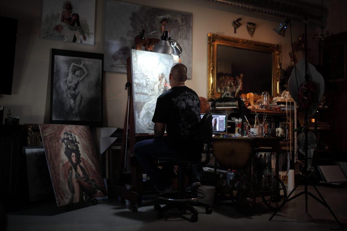 carlos torres tattoo artist