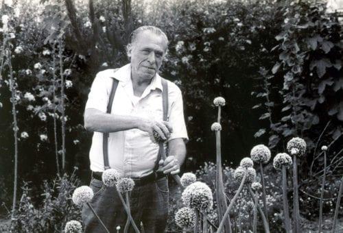 Charles Bukowski and HUSTLER Through the Years