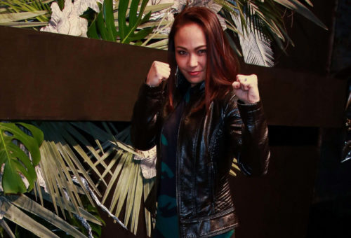 Michelle Waterson: Kicking It With UFC's Karate Hottie