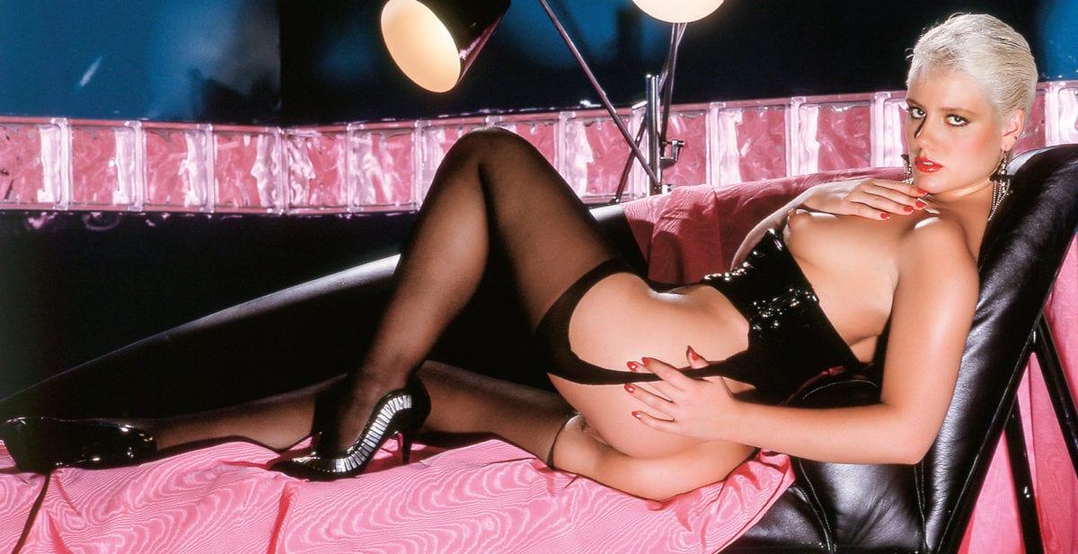 HUSTLER Classic Jeanna Fine