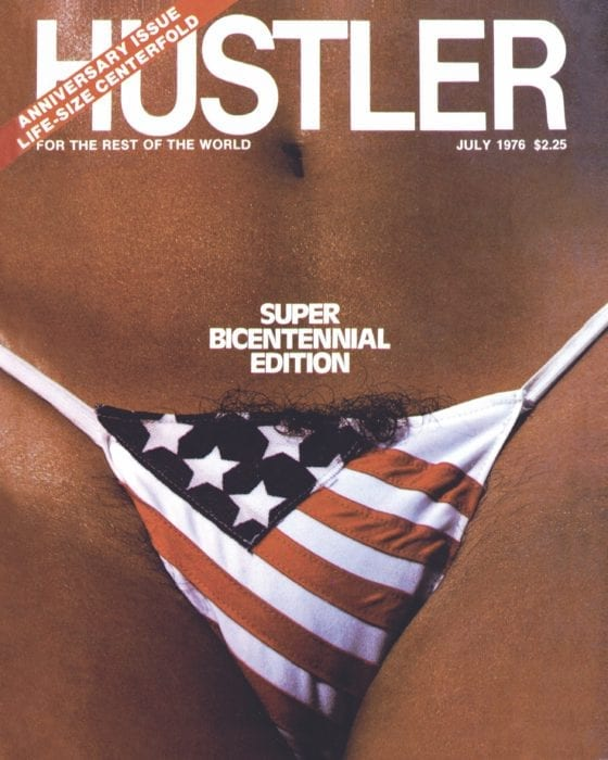 HUSTLER Classic: Three Cheers for the Red, White, Blue and Pink