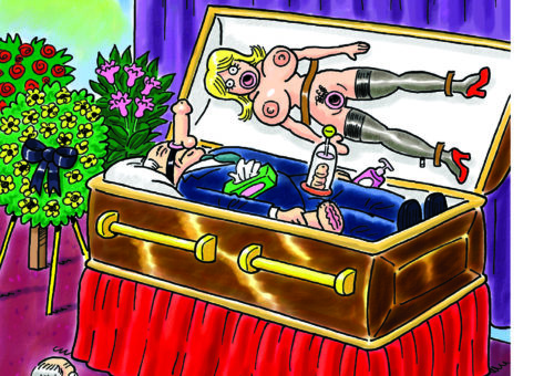 Friday Funnies: Humor to Die For