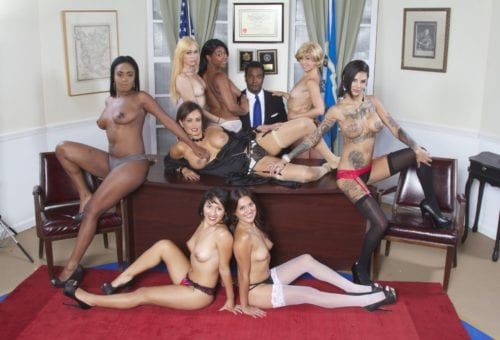 White House orgy presidents day