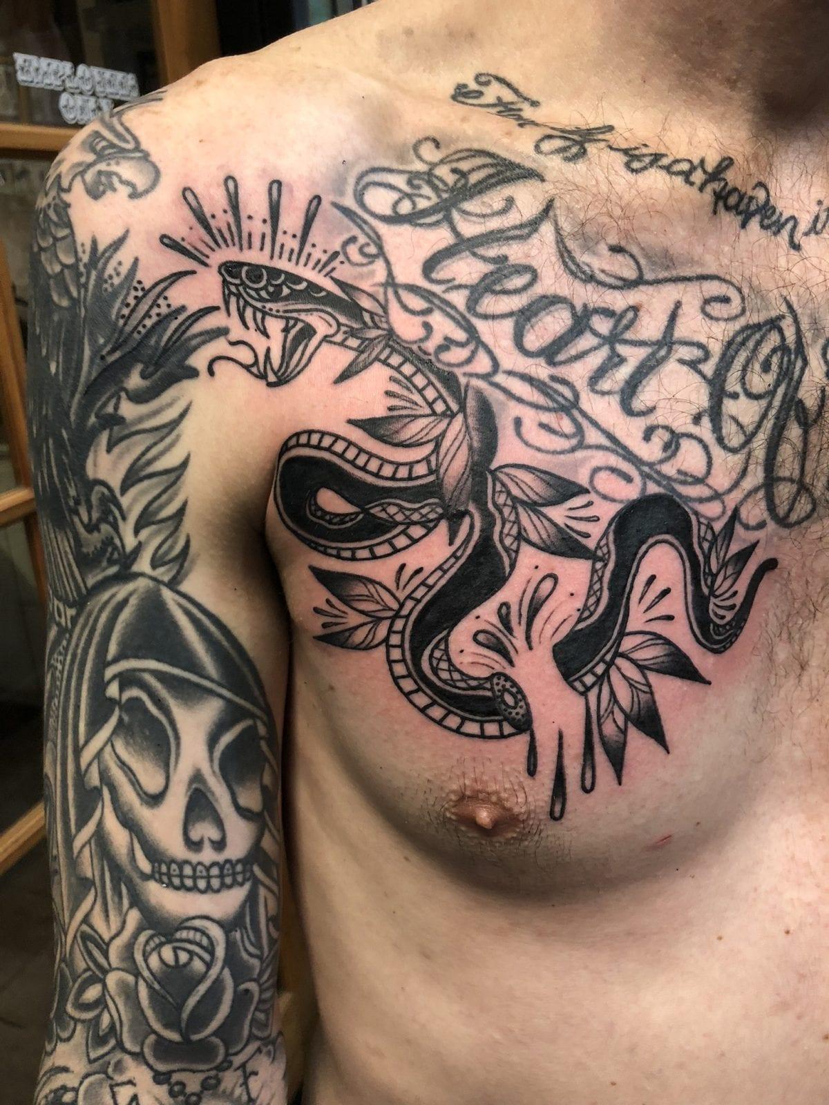 chris winn tattoo