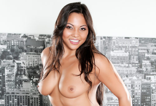 HUSTLER Two-Timers: Adrianna Luna