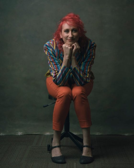 Rachel Mason, director of Circus Of Books