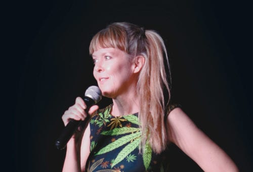 Sally Mullins: Hardcore Stand-Up