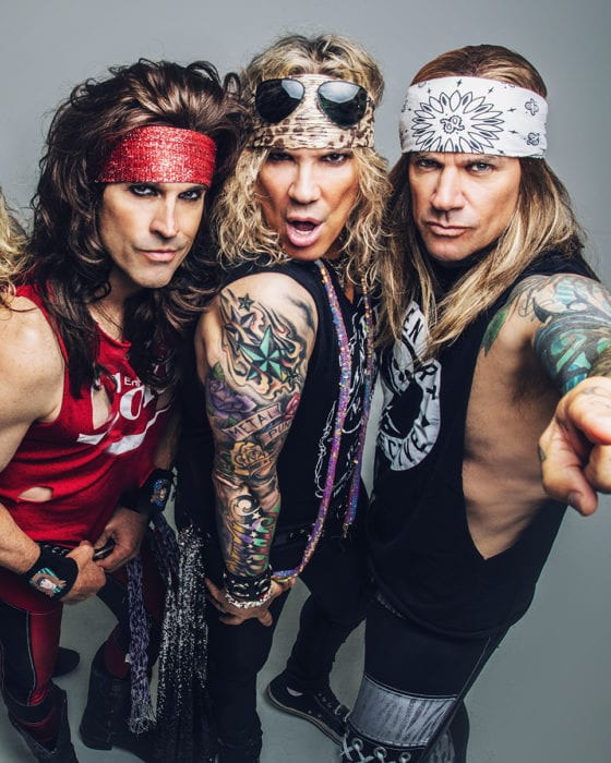 Steel Panther: Metal's Gods of Pussy Are Coming Hard for You