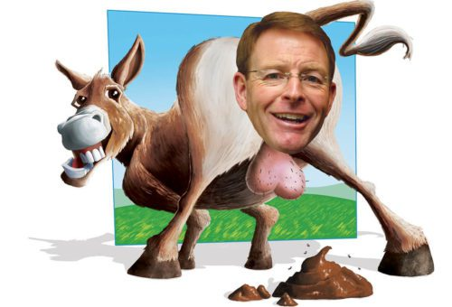 Asshole of the Month: Tony Perkins