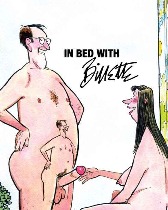 In Bed With Billette