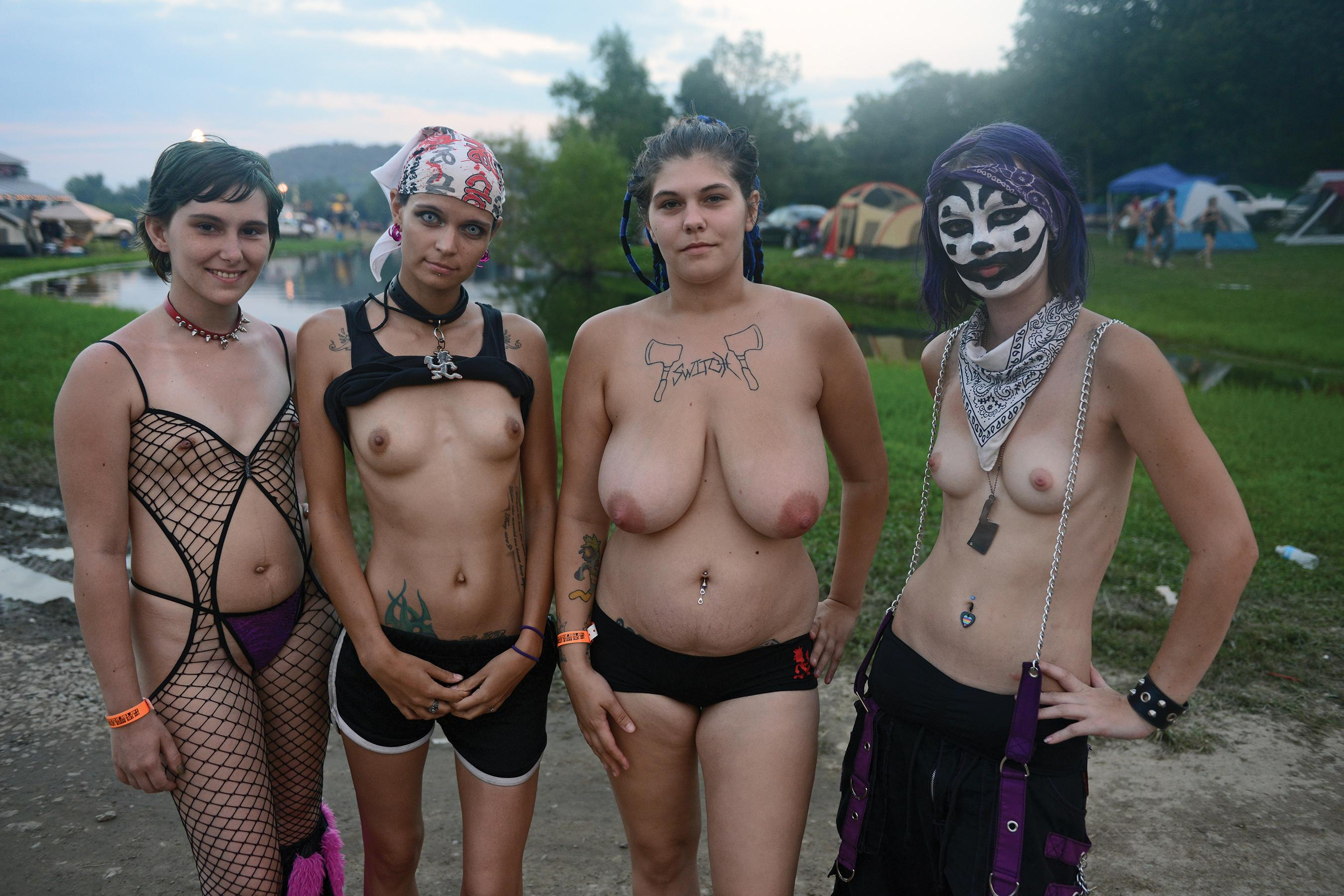 Juggalettes And The Gotj