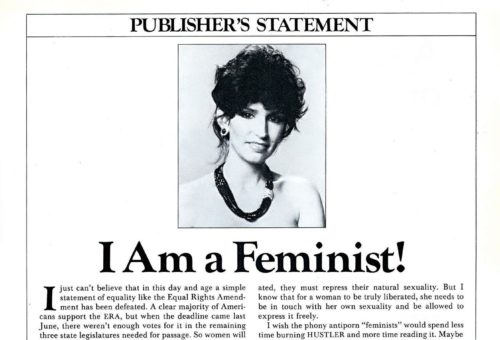 Publisher's Statement, October '82