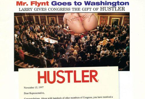 Mr. Flynt Goes to Washington