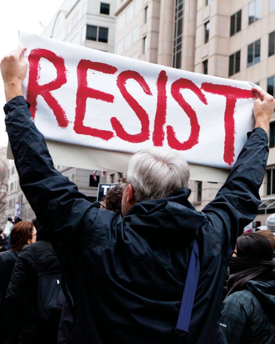 Resist: How to be an Effective Activist