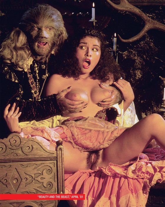 """""""Beauty and the Beast,"""" April '81"""