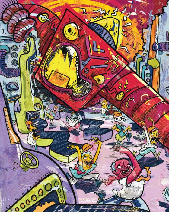 Robot Revolution: Will Your Job Survive?
