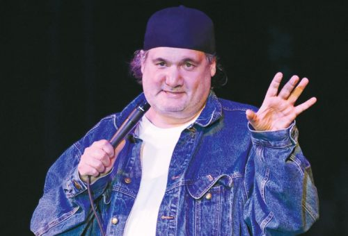Artie Lange: Whistling Past the Graveyard