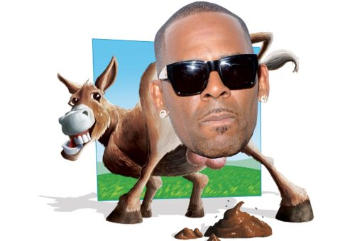 Asshole of the Month: R. Kelly
