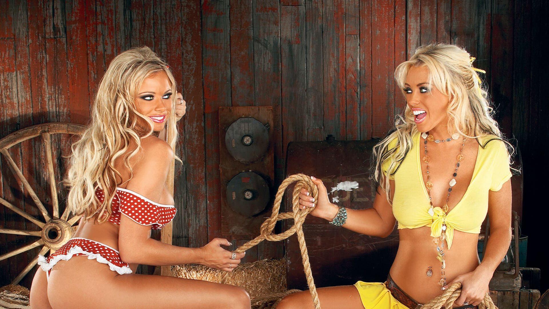 HUSTLER Honey Briana Banks & Brittney Skye