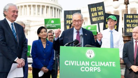 A Civilian Climate Corps? Yes!