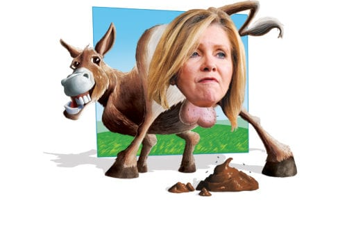 Asshole of the Month: Marsha Blackburn