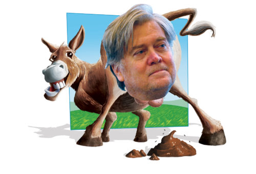 Asshole of the Month: Steve Bannon