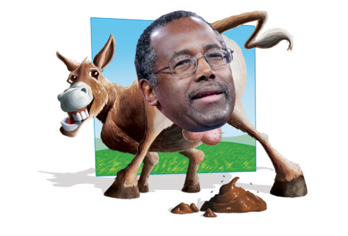 Asshole of the Month: Ben Carson