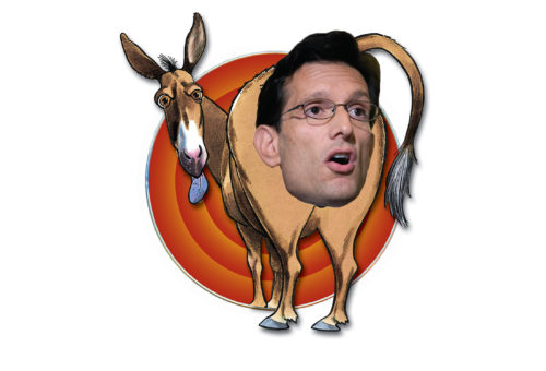 Asshole of the Month: Representative Eric Cantor