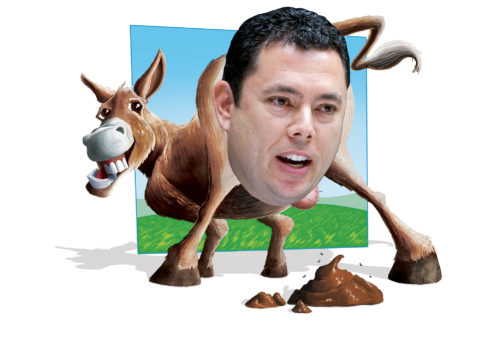 Asshole of the Month: Jason Chaffetz
