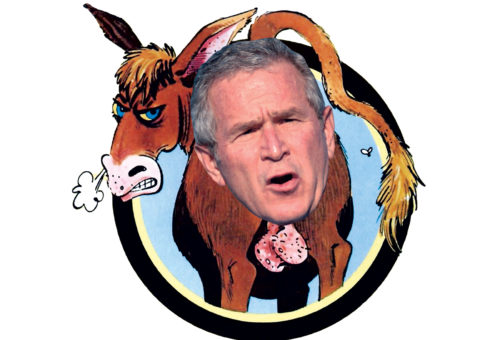 Asshole of the Century: George W. Bush