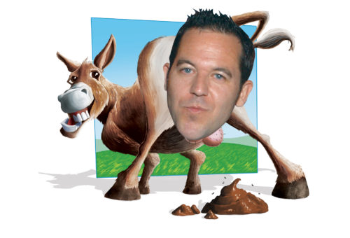 Asshole of the Month: Greg Gutfeld