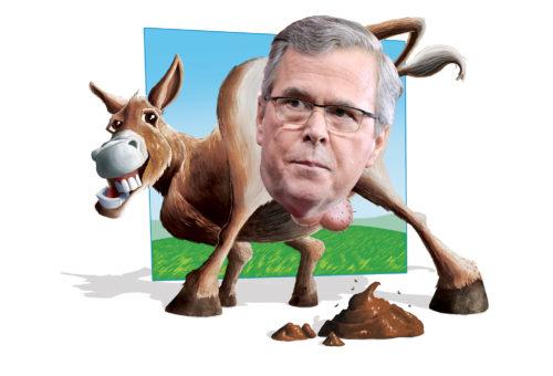 Asshole of the Month: Jeb Bush