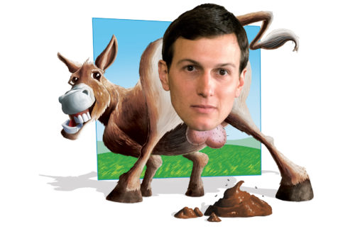 Asshole of the Month: Jared Kushner