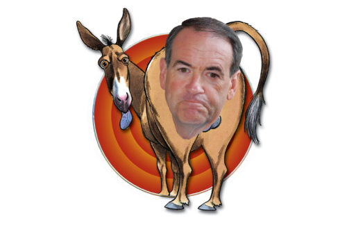 Asshole of the Month: Mike Huckabee