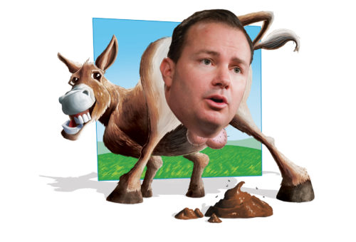 Asshole of the Month: Mike Lee