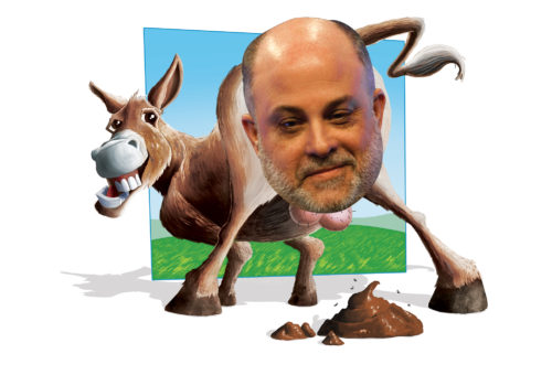 Asshole of the Month: Mark R. Levin