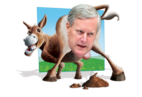 Asshole of the Month: Mark Meadows
