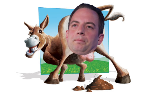 Asshole of the Month: Reince Priebus