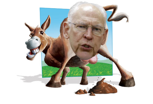 Asshole of the Month: Rafael Cruz
