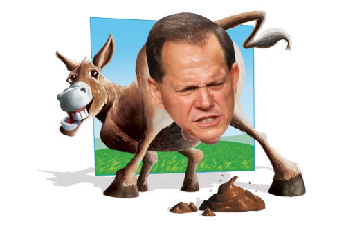 Asshole of the Month: Roy Moore