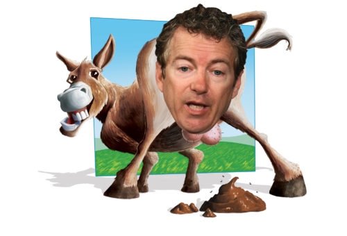 Asshole of the Month: Rand Paul