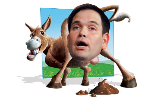 Asshole of the Month: Marco Rubio