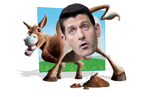Asshole of the Month: Paul Ryan