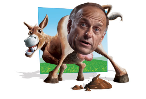 Asshole of the Month: Steve King