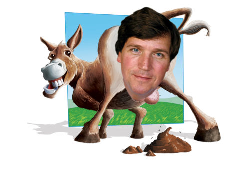 Asshole of the Month: Tucker Carlson