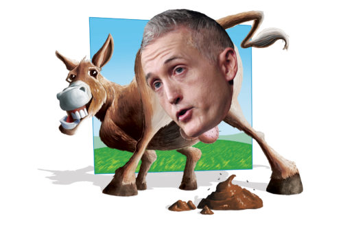Asshole of the Month: Trey Gowdy